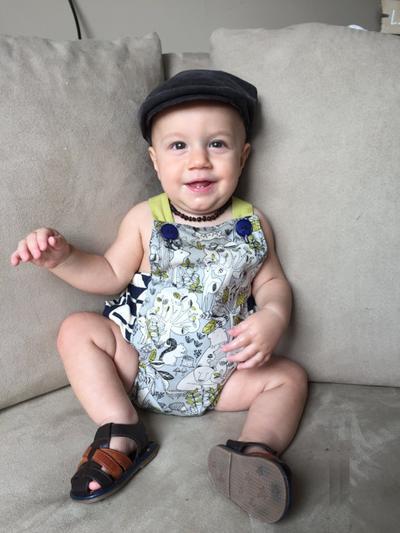 Ranita para Niño modelo Little Boy