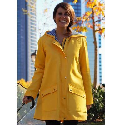 Coat raincoat sewing pattern