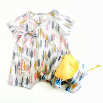 Patrones de costura - RANITA