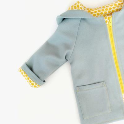 Sewing Pattern ENGLISH - COAT/RAINCOAT