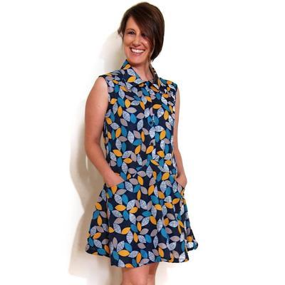 Sewing Pattern ENGLISH - SALT&PEPPER dress