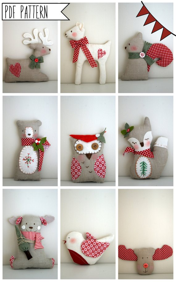 Christmas tree ornament decorations