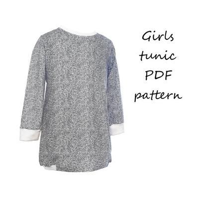 Girls tunic pattern pdf