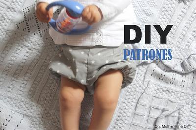 Pantalones para bebé