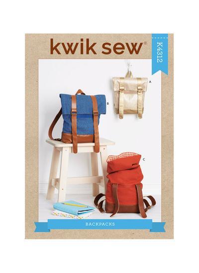 Backpacks Sewing Pattern