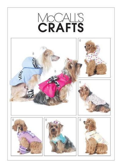 Dog Vest, Coats, PJs, Leg Warmer, Raincoat, Hoodie and Dress