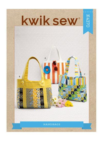 Hand Bags Sewing Pattern