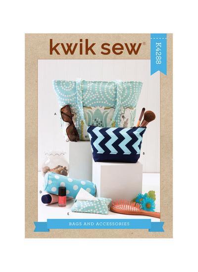 Kwik Sew Bags & Accessories Sewing Pattern