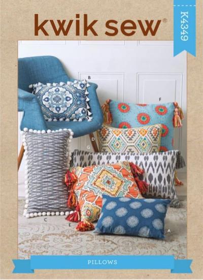 Pillows Sewing Pattern